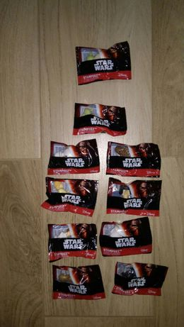 Star Wars Figurki Stemple 10 szt. NOWE !!!