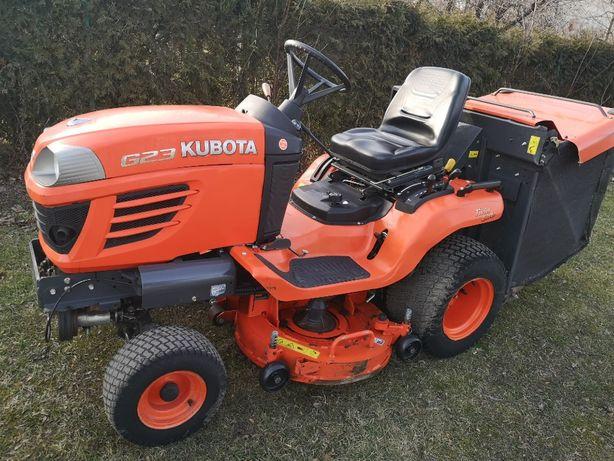 Kosiarka traktorek KUBOTA G23 tylko 650Mh diesel