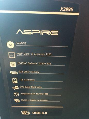 Системный блок ( мини) ПК Acer Aspire