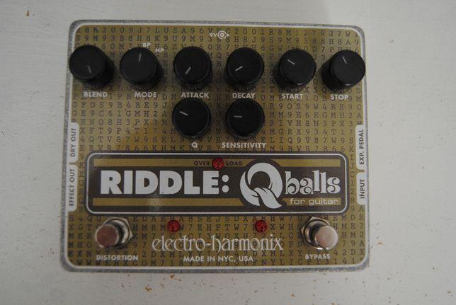 Electro Harmonix Riddle Q-balls