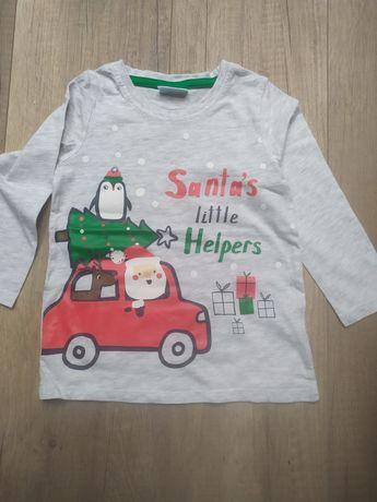 T-shirt świąteczny