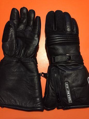 Осінні / Зимові Моторукавиці Мотоперчатки diStino італійські