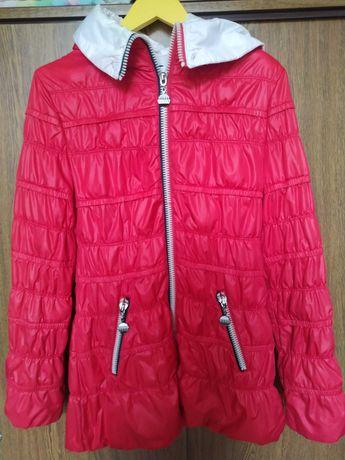 Куртка женская в хорошем состоянии