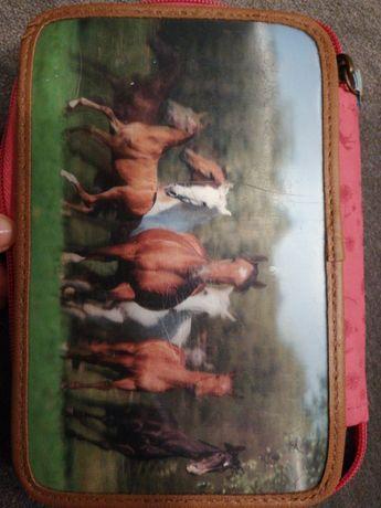 Piórnik w konie koniki Horses Dreams by Depesche