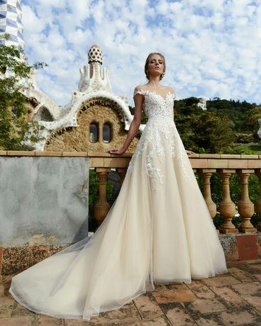 Свадебное платье Natisha Dominiss Натиша Доминисс