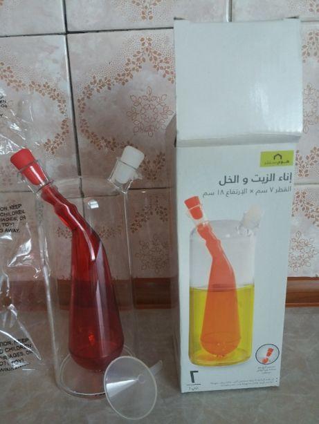 Бутылка 2 в 1 - для масла и уксуса