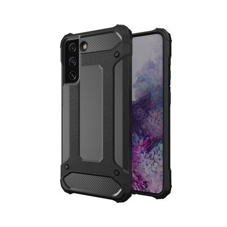 Capa Anti Shock Lmobile Galaxy S21 Ultra 5G - Preto
