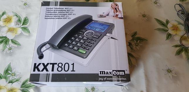 Telefon bezprzewodowy MAXCOM KXT 801