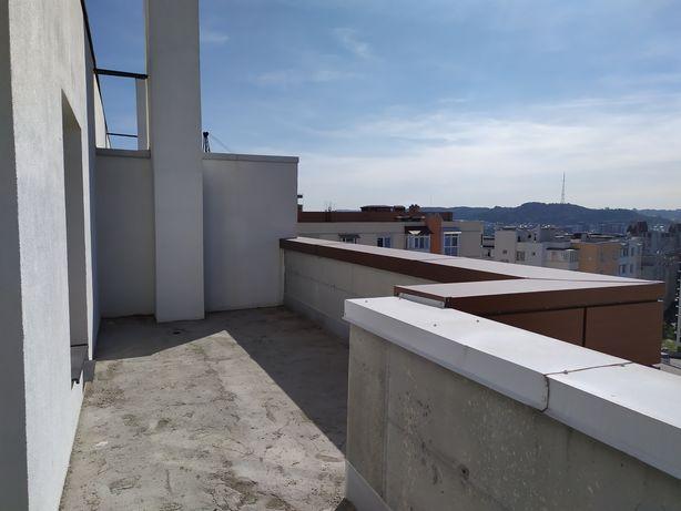 Двокімнатна квартира на вул. Під Голоском, 2-рівнева, 90м2