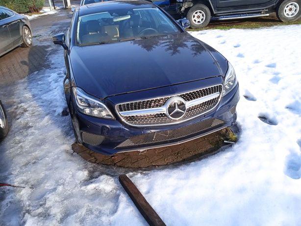 Sprzedam lub zamienię Mercedesa CLS