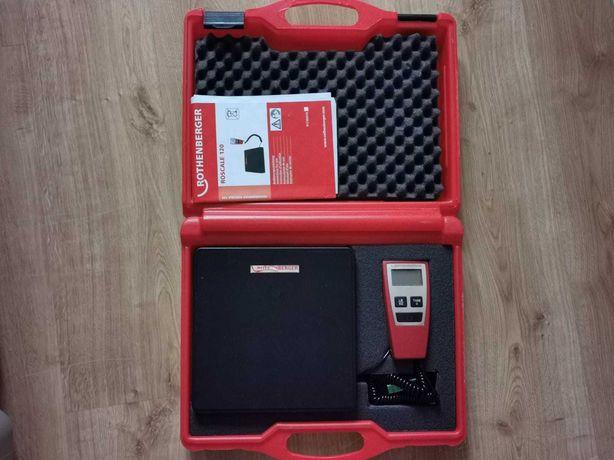 Rothenberger Roscale 120 Elektroniczna waga