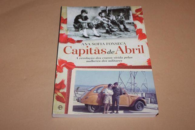 Capitãs de Abril de Ana Sofia Fonseca