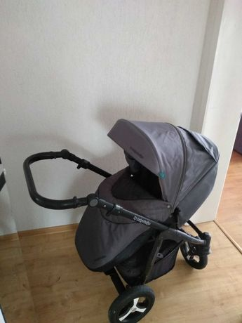 Wózek Baby Design 3w1