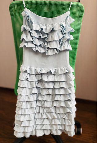 Платье для девочки хs