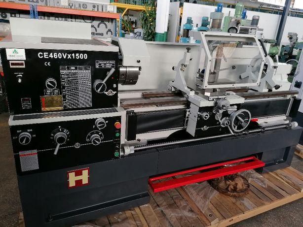 Torno mecânico HELLER CE460V x 1500 Novo