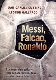 Messi, Falcao, Ronaldo. Trzy niezwykłe przykłady.. Autor: Leonor Galla