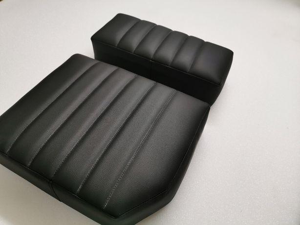 Siedzisko + oparcie siedzenie pomocnika pasażera Zetor