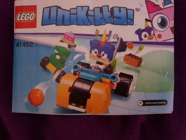 Lego Kicia Rożek 41452