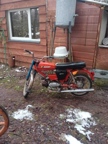 Motorek Romet r 1984