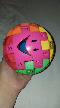 Конструктор, шарик, игрушка