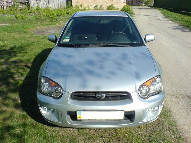 Subaru Impreza 1.6 2004