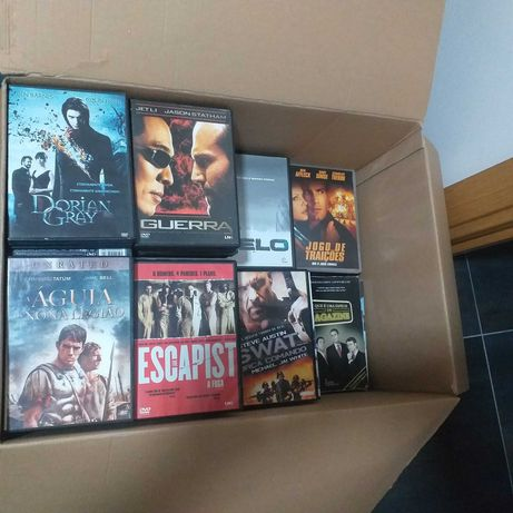 Filmes em DVD originais!