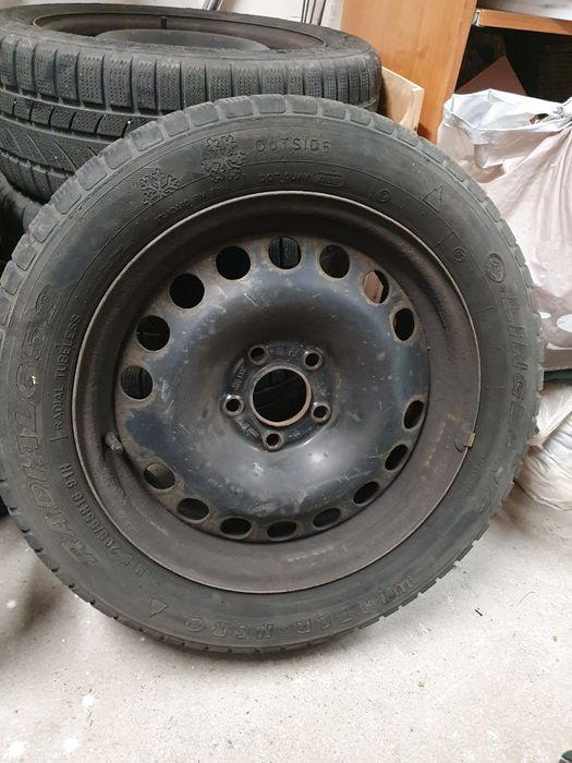 Opony z felgami Opel Astra h Wołczkowo - image 1