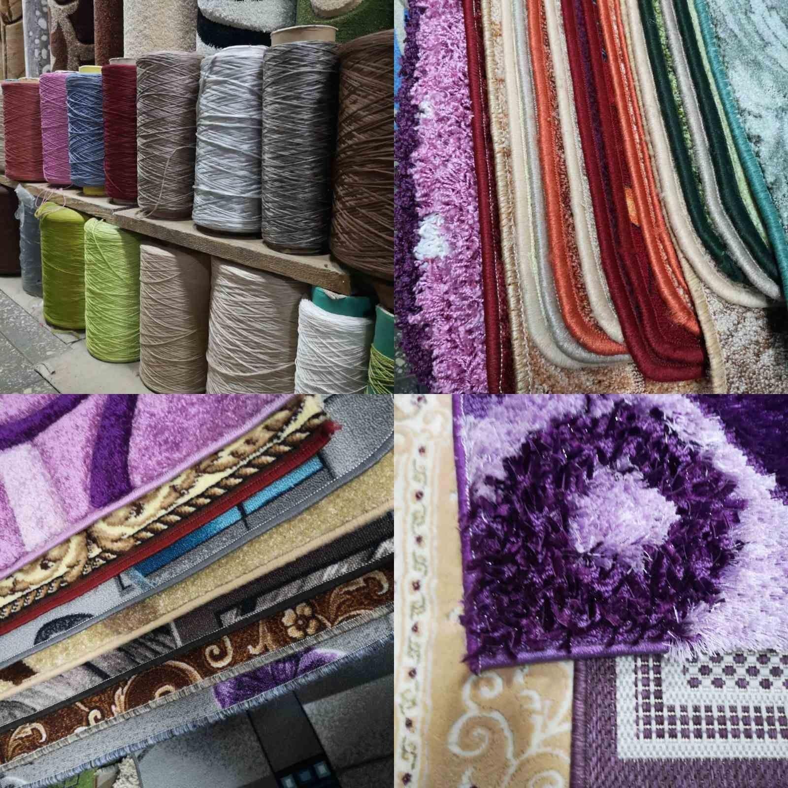 Обшивка ковров, дорожек, услуги оверлока