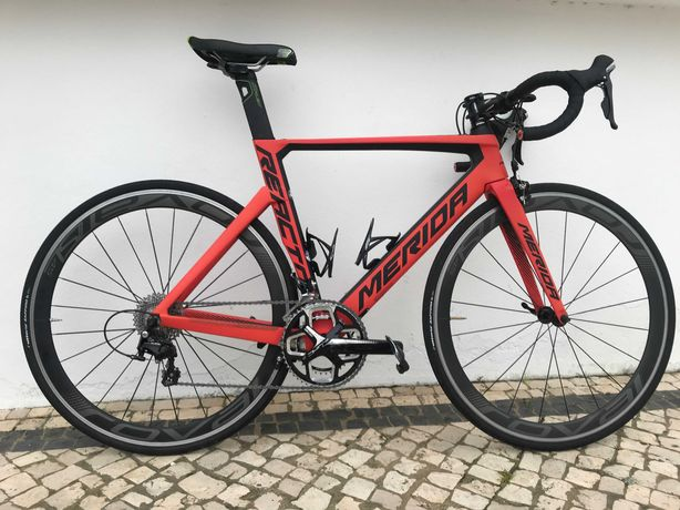 Bicicleta estrada Merida Reacto 5000