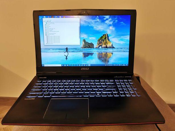 Laptop MSI Apache QE62 6QC