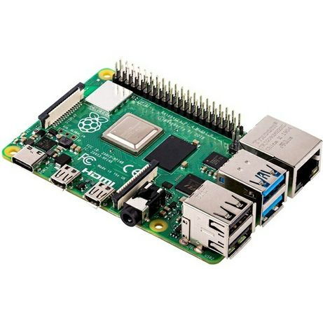 Raspberry Pi 4 B WiFi Bluetooth 4GB RAM 1,5GHz