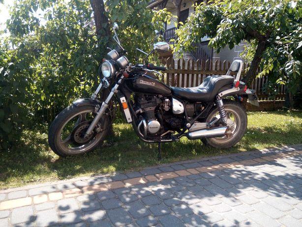 Kawasaki zl 600 zamiana 4x4