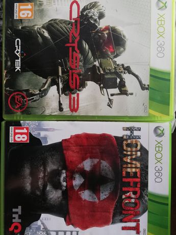 HomeFront Crysis3
