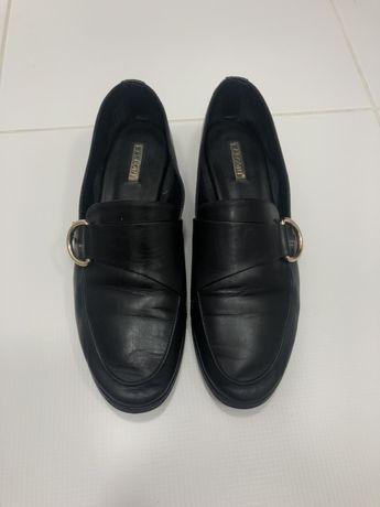 Basconi лоферы, женская обувь, кажаные