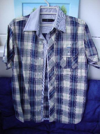 Рубашка на короткий рукав для мальчика