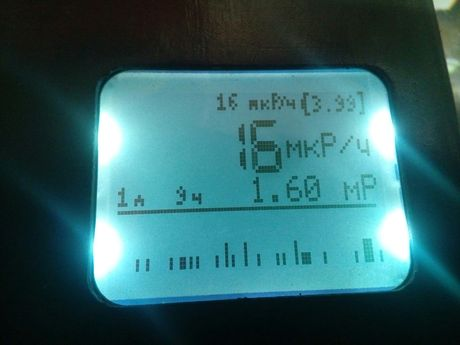 Дозиметр радиометр для дома