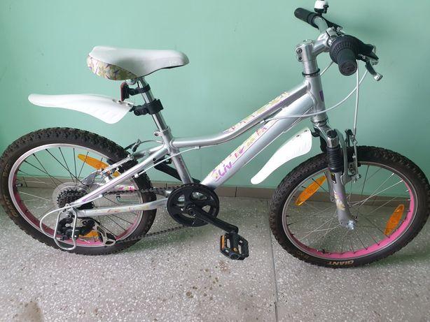 Детский велосипед Giant для девочки 20'