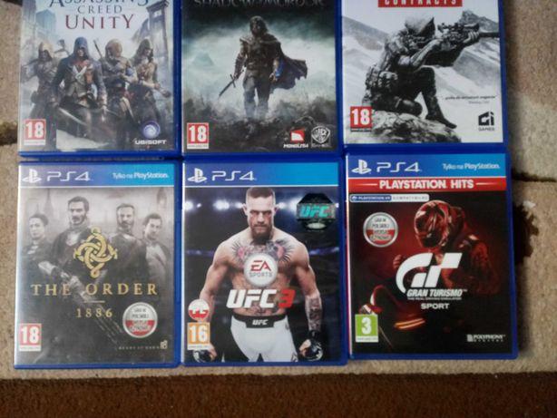 Gry na PS4 od 40 zł Polecam