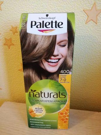 Краска для волос Palette Naturals 400