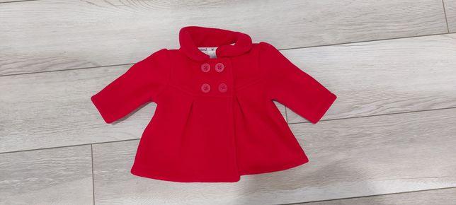 Пальто дитяче. 0-6 місяців