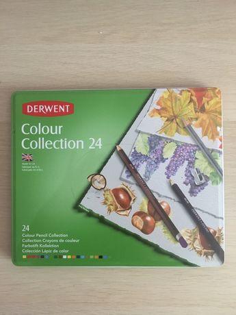 Derwent colour collection 24