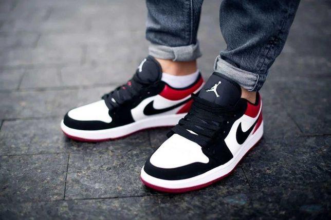 Кроссовки Nike Air Jordan Red/Black/Force 1/Качество 1в1 Оригинал