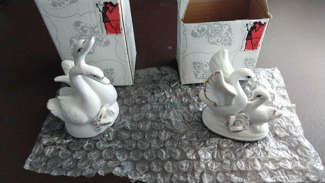 Сувениры лебеди новые