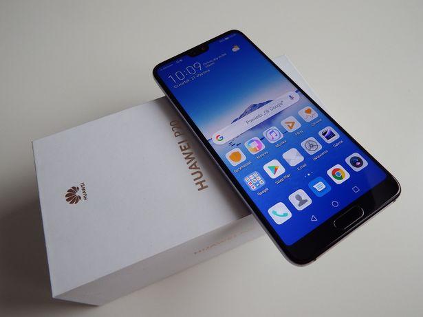 Huawei P20 NIE LITE ! 4GB + 64GB kolor TWILIGHT ! USB C NOWE etui