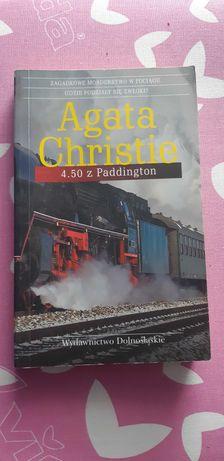 4.50 z Paddington- Agata Christie