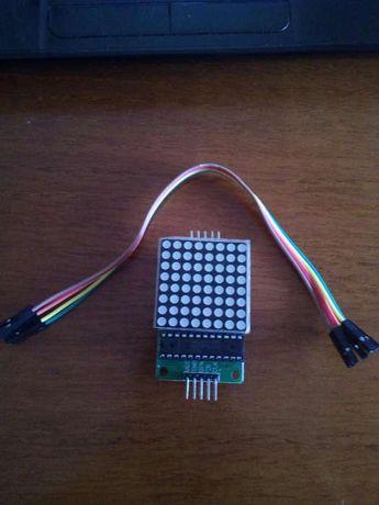 Módulo AX7219 arduino matrix