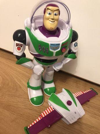 Buzz Astral chodzący swieci zabawka Toy Story