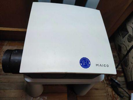 Бытовой вентилятор для ванных Maico ER 60 F с фильтром