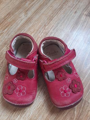Туфли,туфельки Clarks first shoes 11,5 см