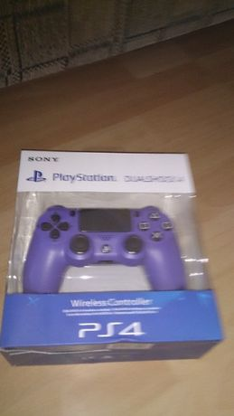 Pad Bezprzewodowy Sony DualShock 4 V2 Ps4 Electric Purple Fiolet Nowy